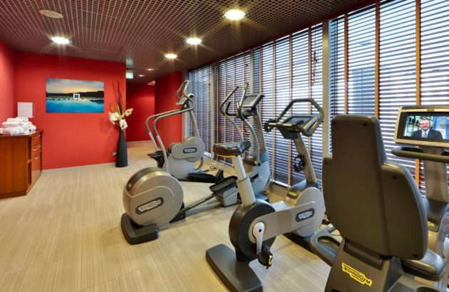 AtaHotel The One - Gym -00 Uk directory listings