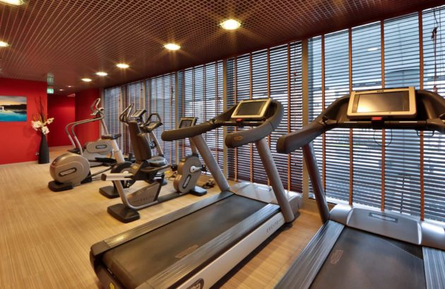 AtaHotel The One - Gym -01 Uk directory listings