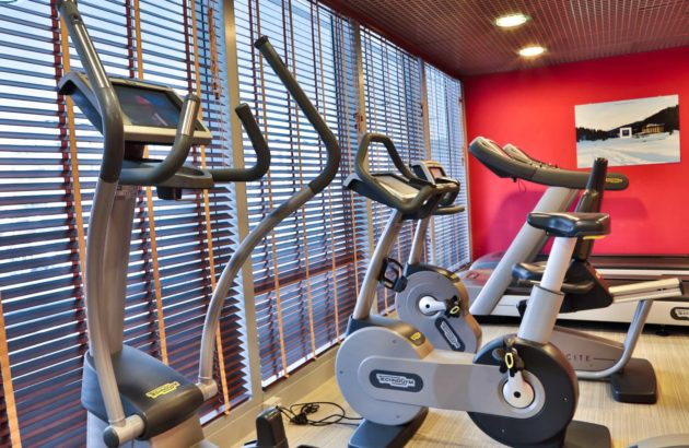 AtaHotel The One - Gym -02 Directory listings